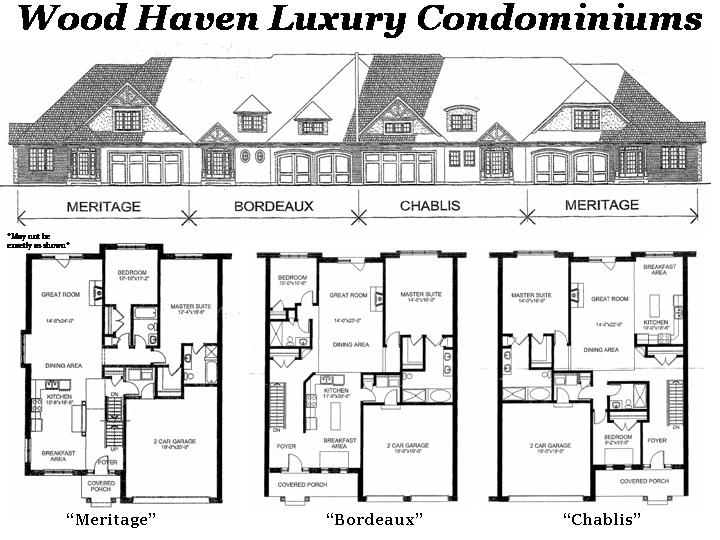 Wood Haven Luxury Condo